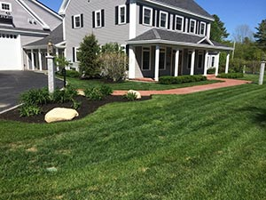 Residential Landscaping Services in Brunswick & Topsham, Maine