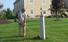Brunswick, Maine Yard Maintenance